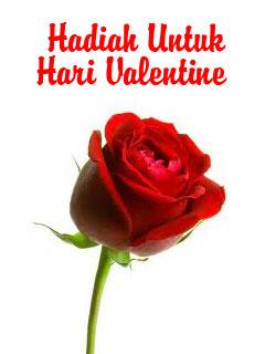 Hadiah Valentine Untuk Pacar