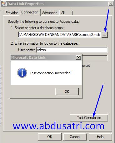 cara menambahkan database pada form delphi