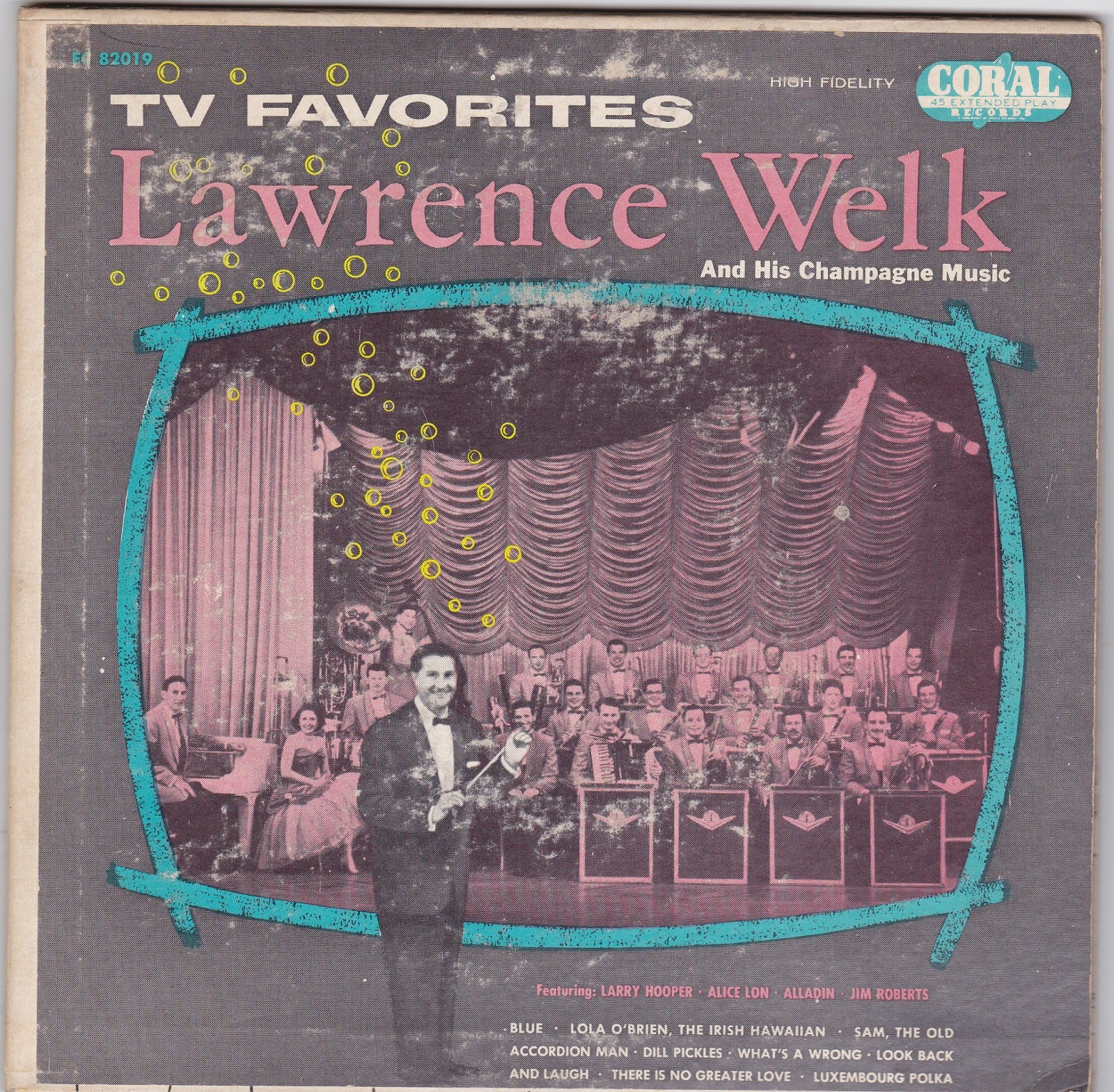 Lawrence Welk And His Champagne Music - Barroom Polka