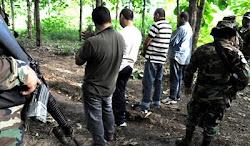 continúa la racha contra narcotraficantes en Bolivia. esta vez 4 colombianos cayeron
