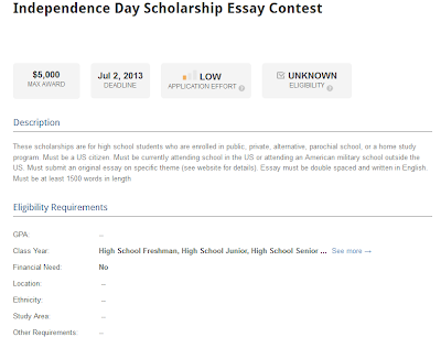 """list of scholarship essay contests Here is a list of scholarships with no essays many people are looking for """"no essay"""" contests when it comes to finding college grants and scholarships the following list of scholarships presents scholarships without essays."""