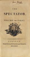 the spectator by joseph addison essay