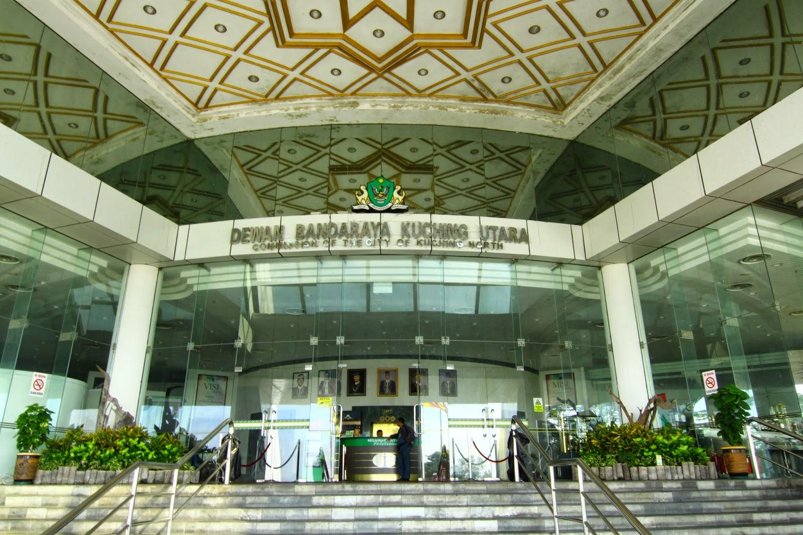 Dewan Bandaraya Kuching Utara