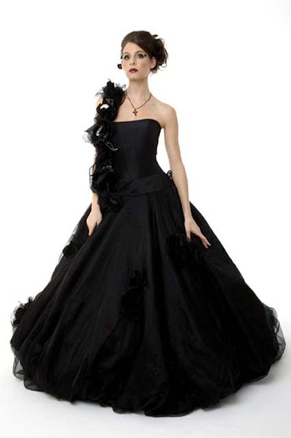 black-wedding-dress-modern