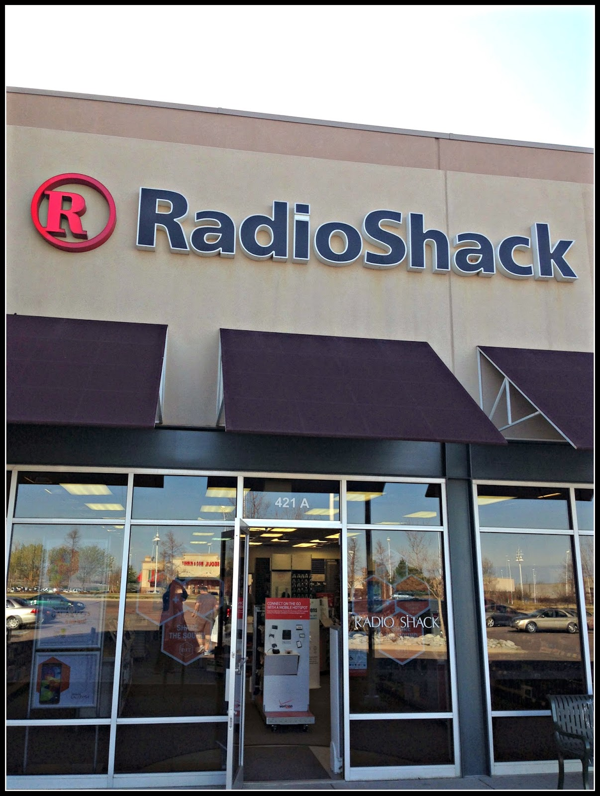 We Rediscovered RadioShack! #shop #collectivebias