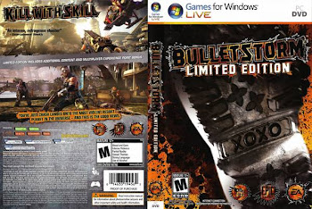 Bulletstrom (2dvd) Action shooter