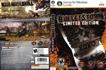Bulletstrom (2dvd) Action shooter