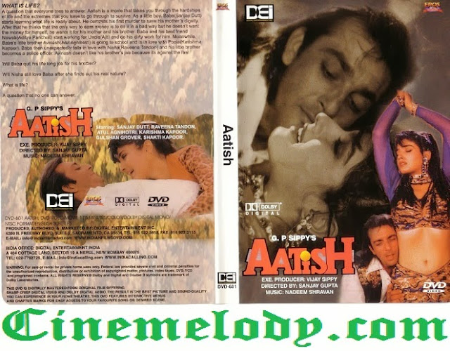 Aatish (1994) Hindi Mp3 Songs Free  Download