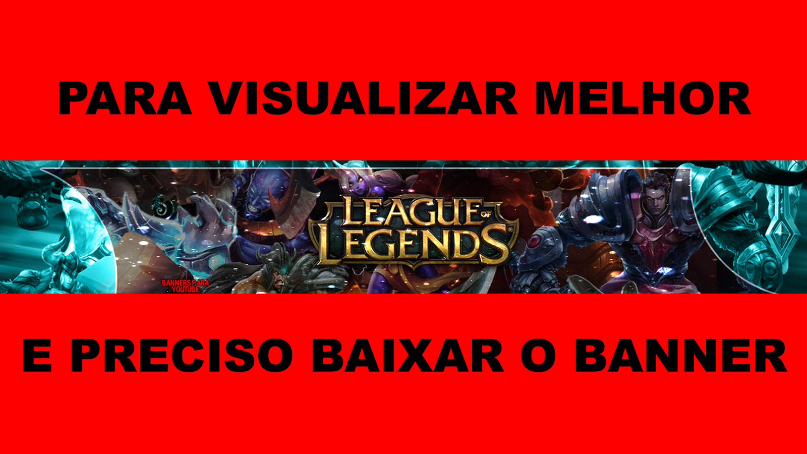 how to change the banner in lol