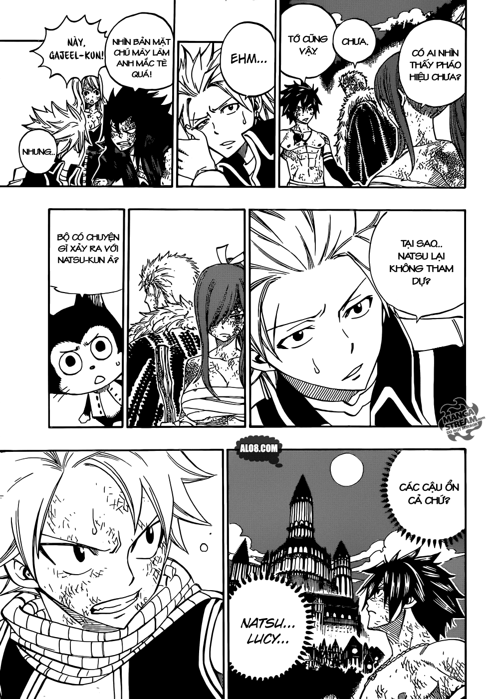 Fairy Tail chap 323 page 5 - IZTruyenTranh.com