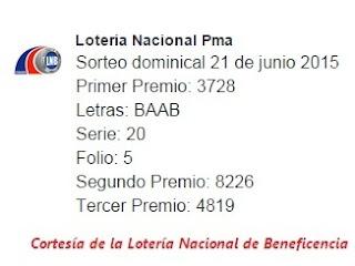 sorteo-dominical-21-de-junio-2015-loteria-nacional-de-panama