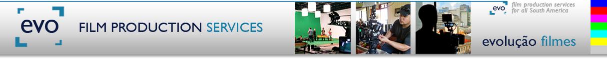 EVO Film Production Services {produtora de vídeo, cinema, tv e audiovisual em Curitiba - Brasil}