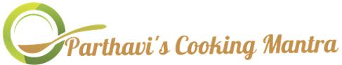 Parthavi's Cooking Mantra