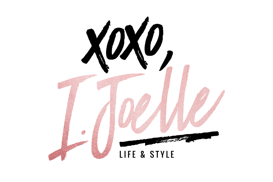 Xoxo, I. Joelle