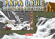 Papa Louie Mountain Adventure