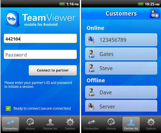 Teamviewer скачать на андроид - фото 6