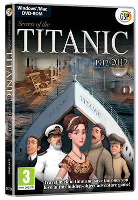 Secrets of the Titanic 1912-2012 [Español] [PC]