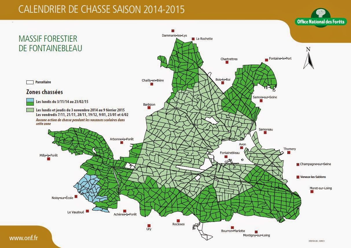 Chasse 2014/2015