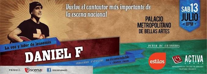 Daniel F. en Arequipa (13 julio)