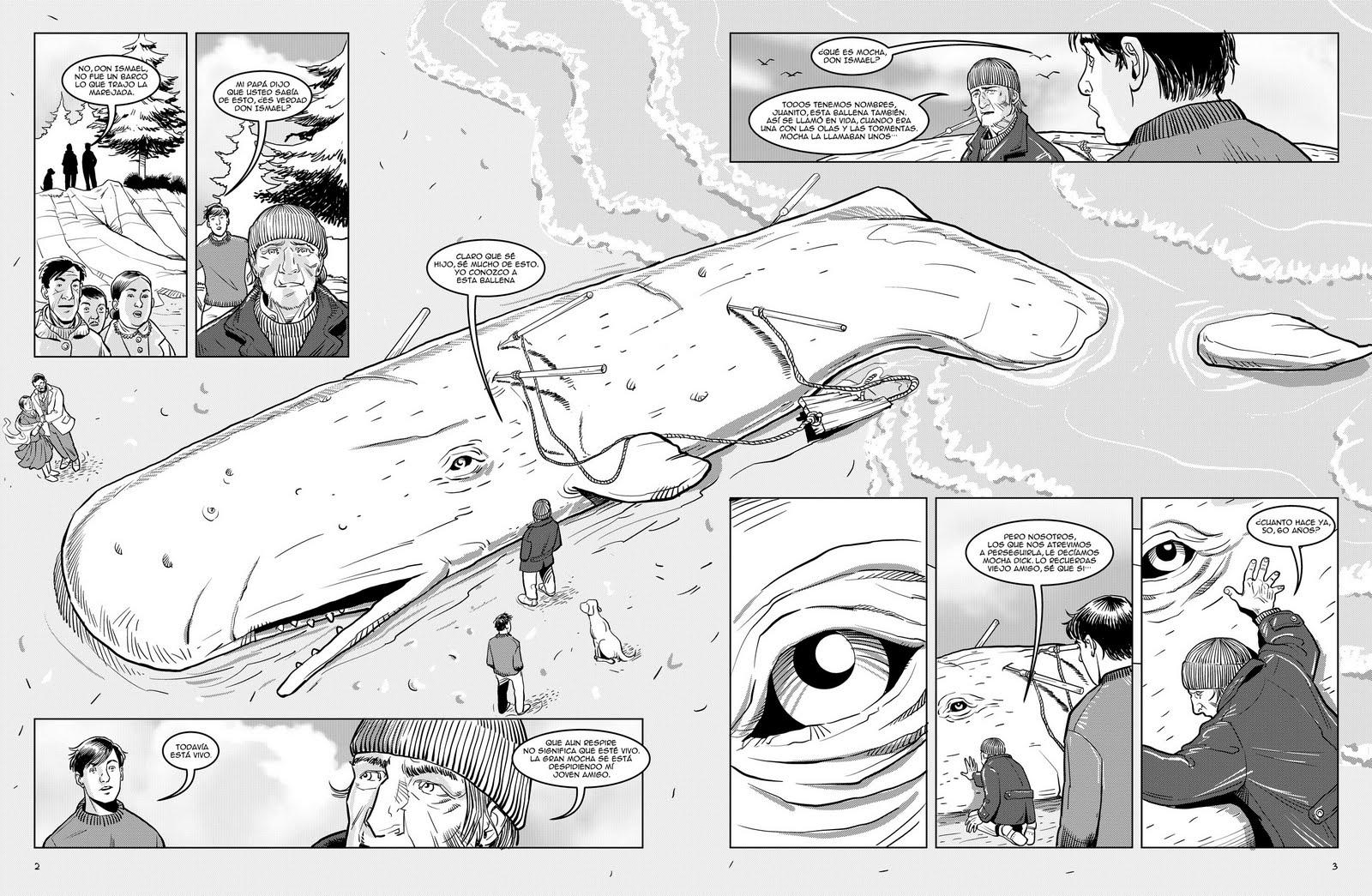 EnResumencom Moby Dick
