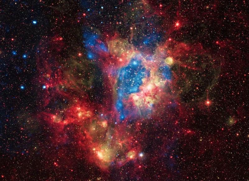 Universe Color's Wallpaper