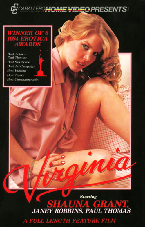 Virginia in vintage stores