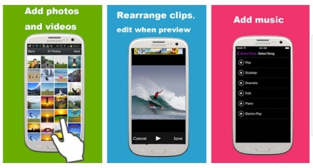 Aplikasi Foto Video Slideshow Android