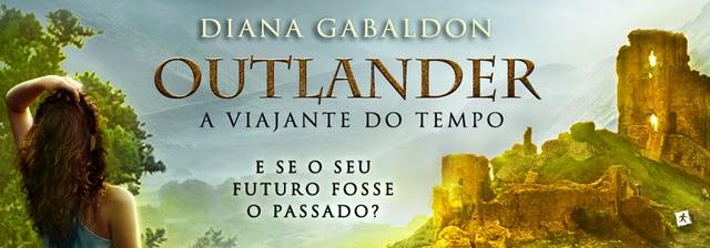 Dica de leitura - Outlander