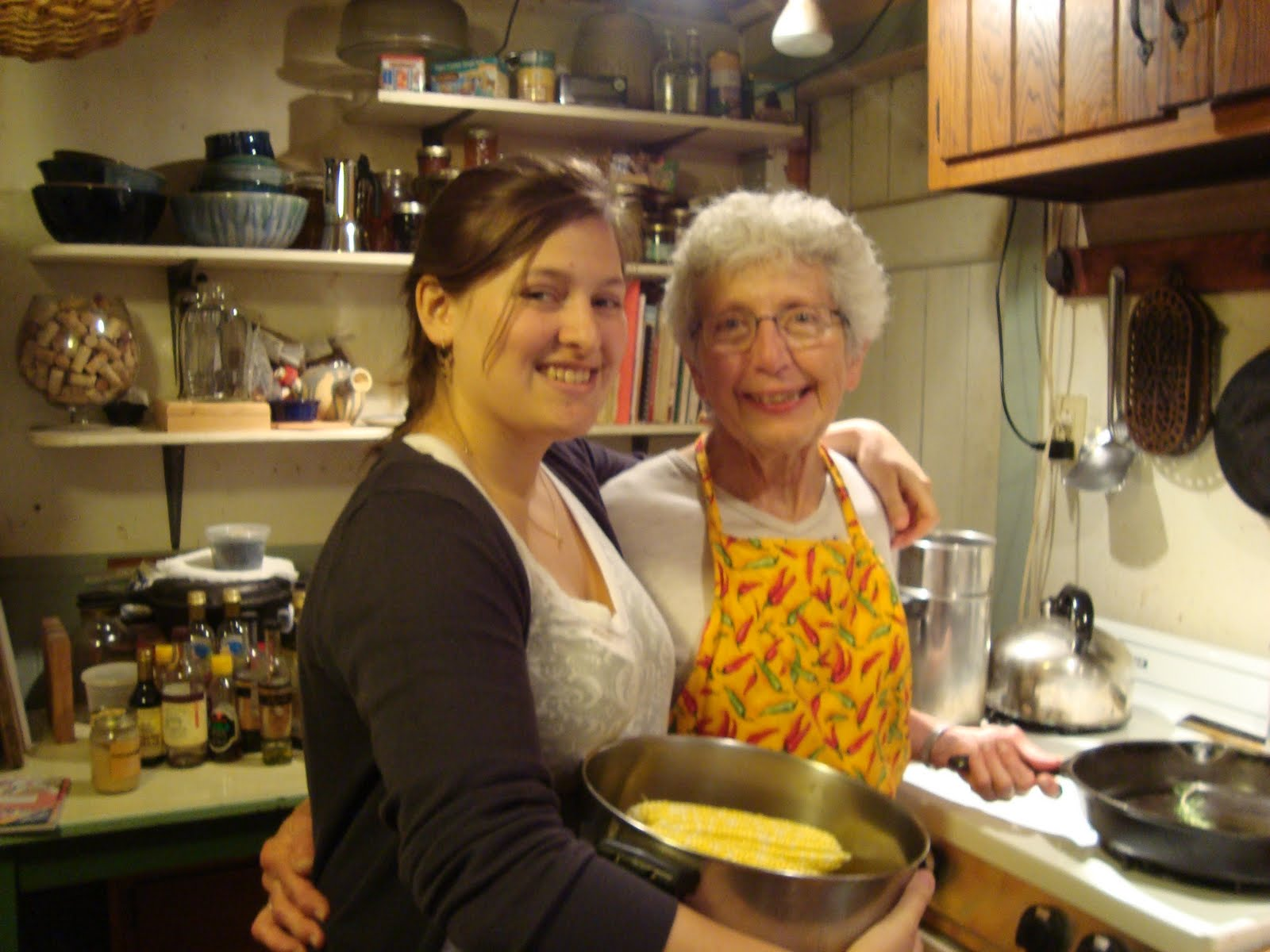a memorable breakfast with my grandmother in italy My grandmother has taught me the cooking secrets of northern italy's piedmont region she orchestrates culinary masterpieces, and her recently i was granted an italian passport, and now i hold dual citizenship in italy and the united states with my grandmother's positive influences, i am.