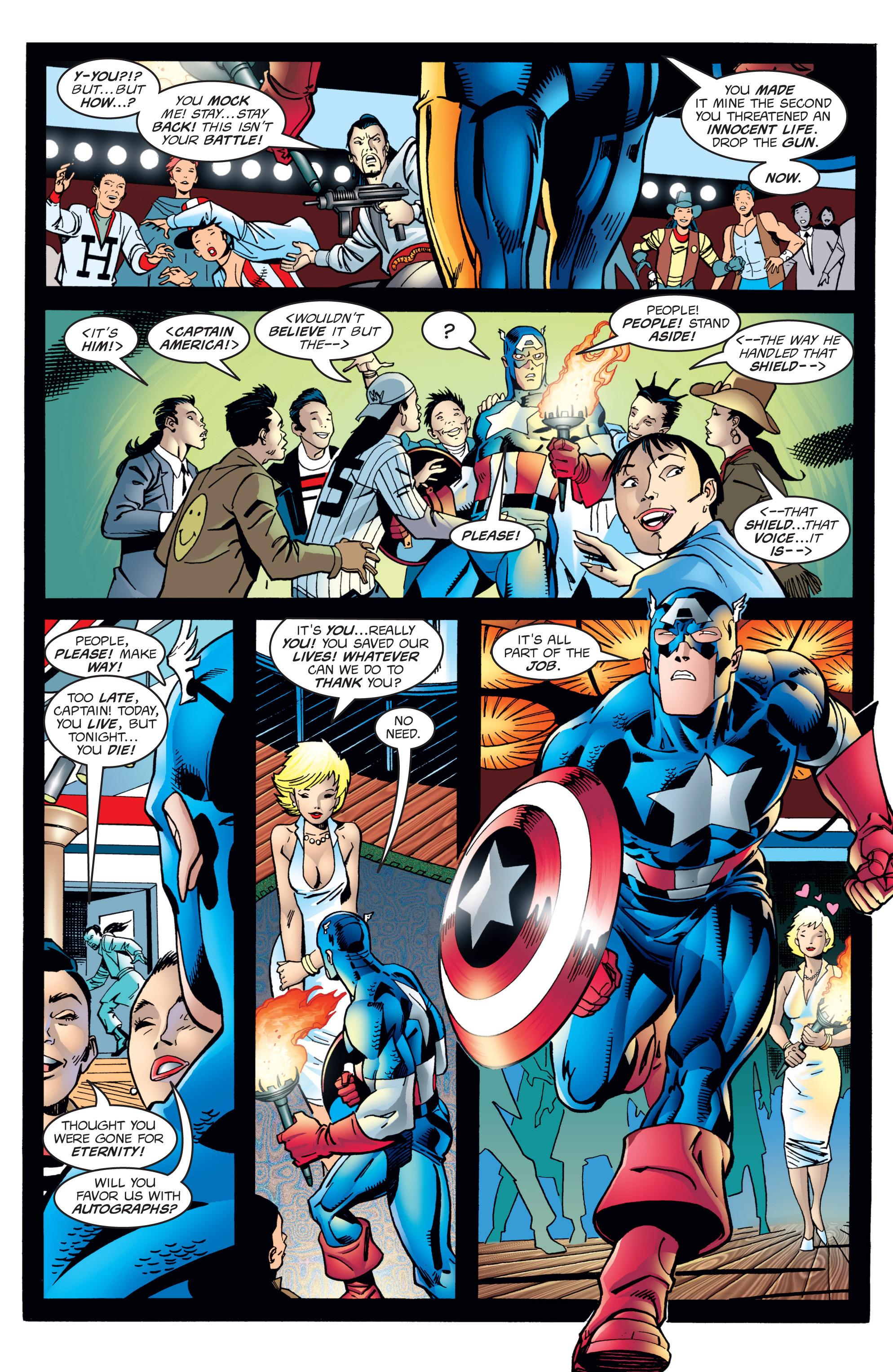 Captain America (1998) Issue #1 #4 - English 8