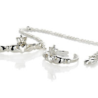 Silver Anklets Toe Ring