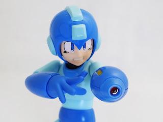 Bandai D-Arts Rockman AKA Megaman figure