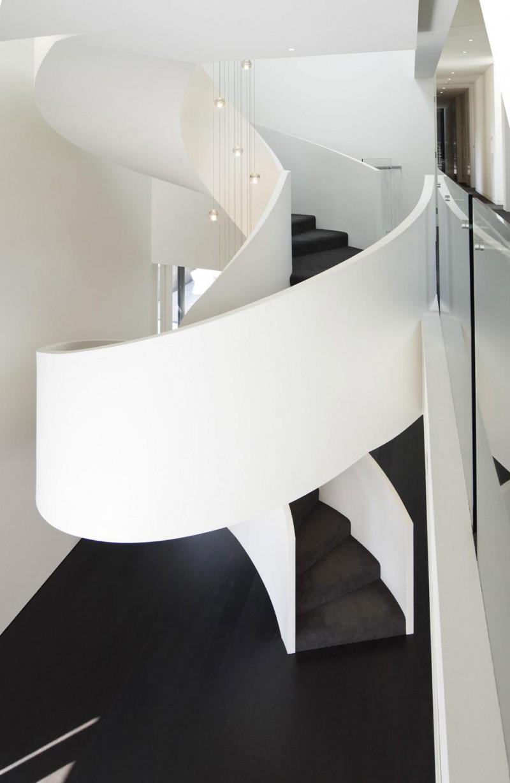 Annettes skimmer: underbar trappa