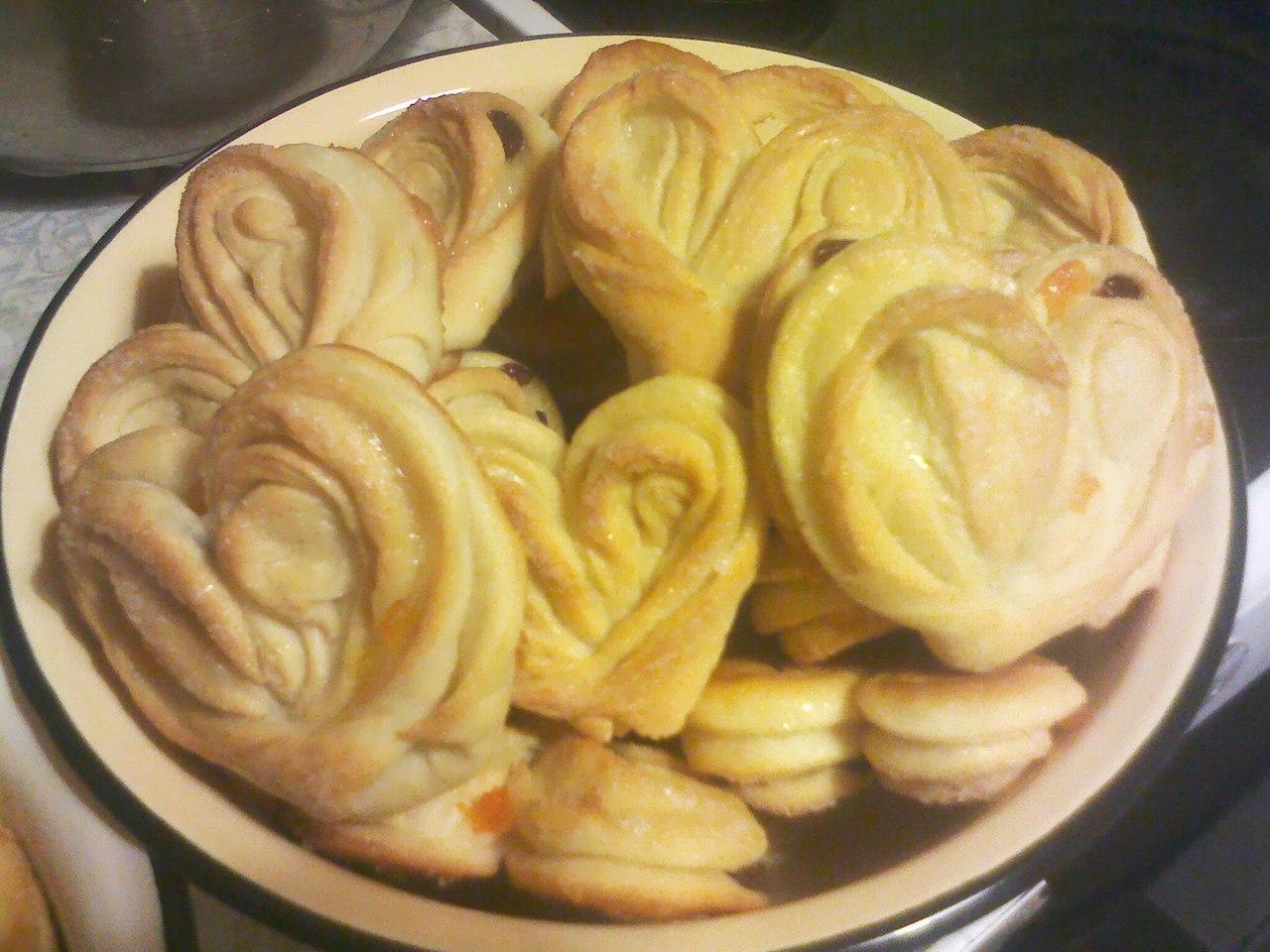Формы булочек с фото: как сформовать красивые булочки 64