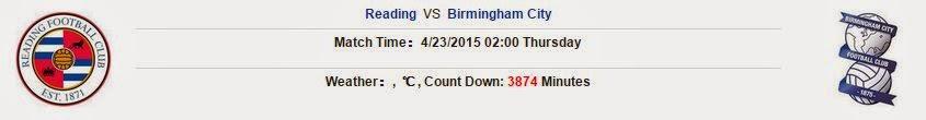 Kèo thơm cá cược Reading vs Birmingham