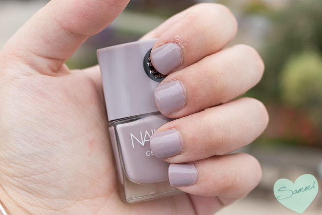 Sammi the Beauty Buff: Sammi\'s Mani: Nails Inc. Gel Effect in ...