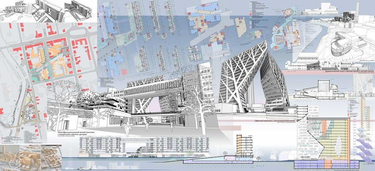 Архитектура и дизайн специальность