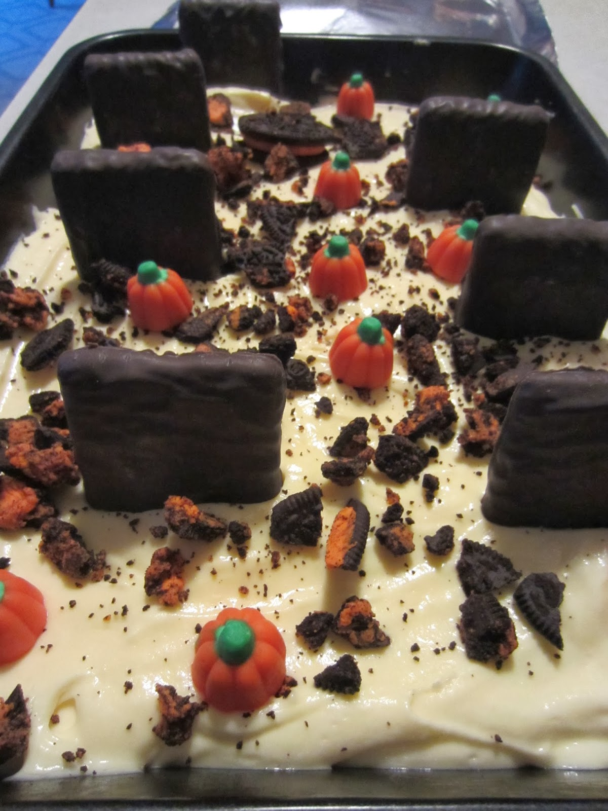 graveyard dirt cake - 28 images - mini graveyard dirt cake ...