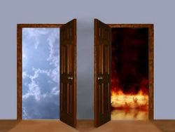 portas céu inferno
