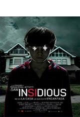 Insidious  (2010) BDRip 1080p Latino AC3 5.1 / Español Castellano AC3 5.1 / ingles DTS 5.1