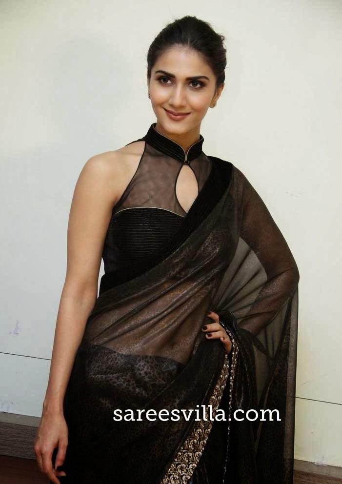 Vaani Kapoor In Stylish Blouse