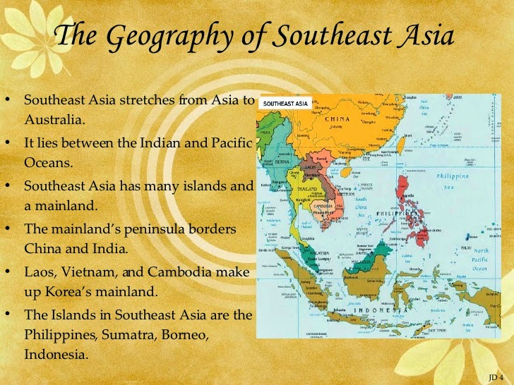 southeast asian history essay