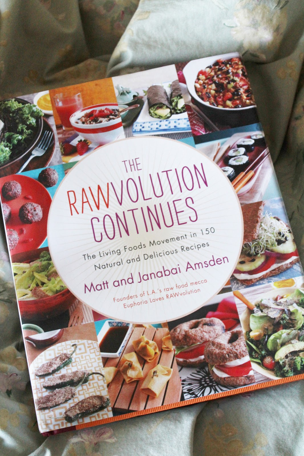 This rawsome vegan life book review the rawvolution continues today the post is a book review for the rawvolution continues an amazing and beautifully put together raw food cookbook and lifestyle guide from the raw forumfinder Image collections
