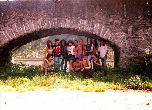 DE GIRA POR EUSKADI - 1994