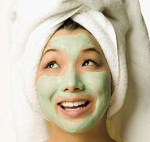 Masker Perawatan Wajah