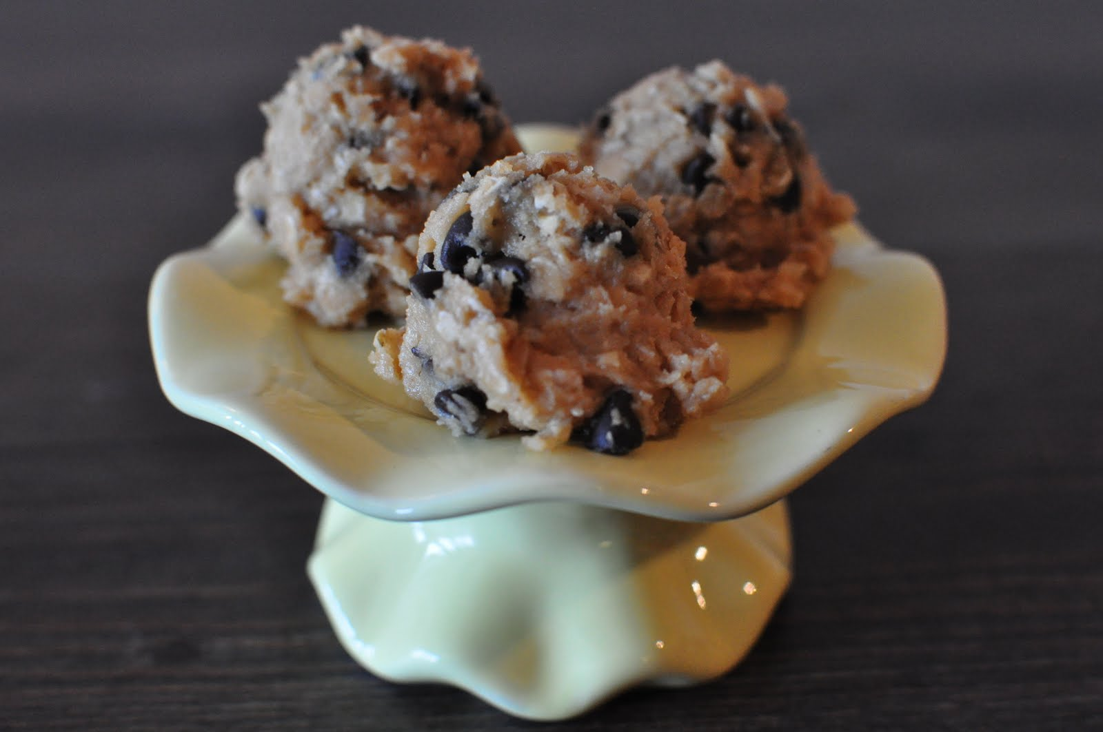 Tiny cookie dough recipe