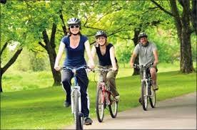 đi xe đạp giảm cân