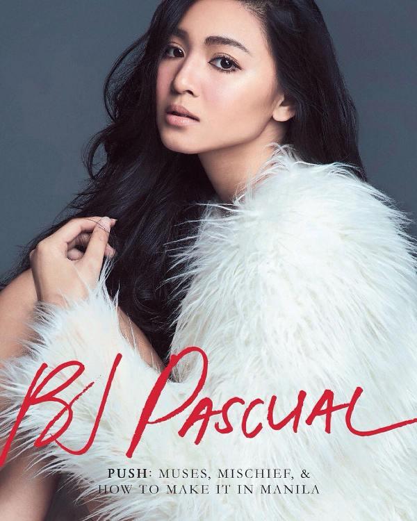 Nadine Lustrein BJ Pascual's PUSH