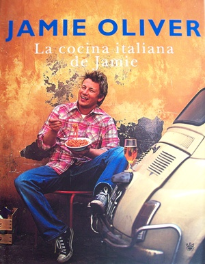 Libreria Pymes: Libros del famoso chef inglés Jamie Oliver