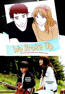 We Broke Up Kênh trên TV